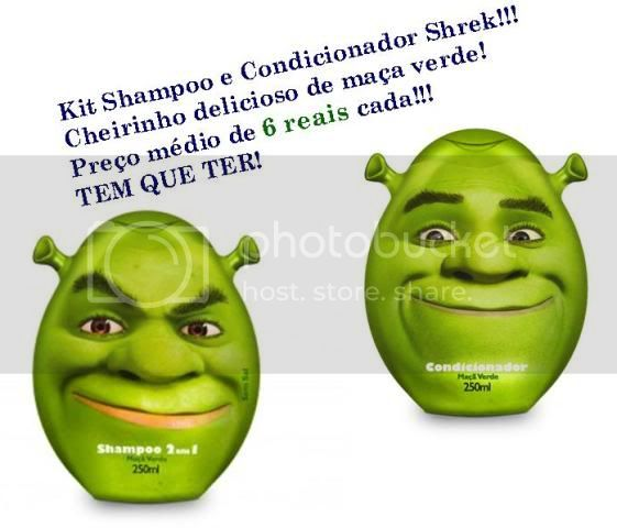 SHREK SHAMPOO