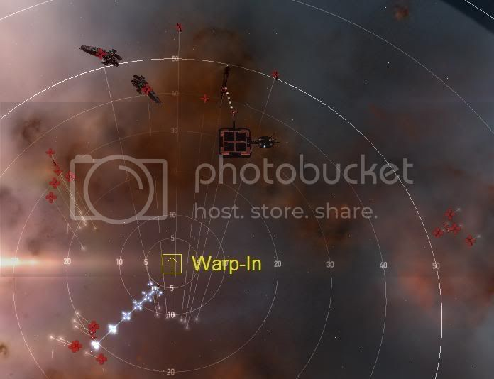 Positions at Warp-In