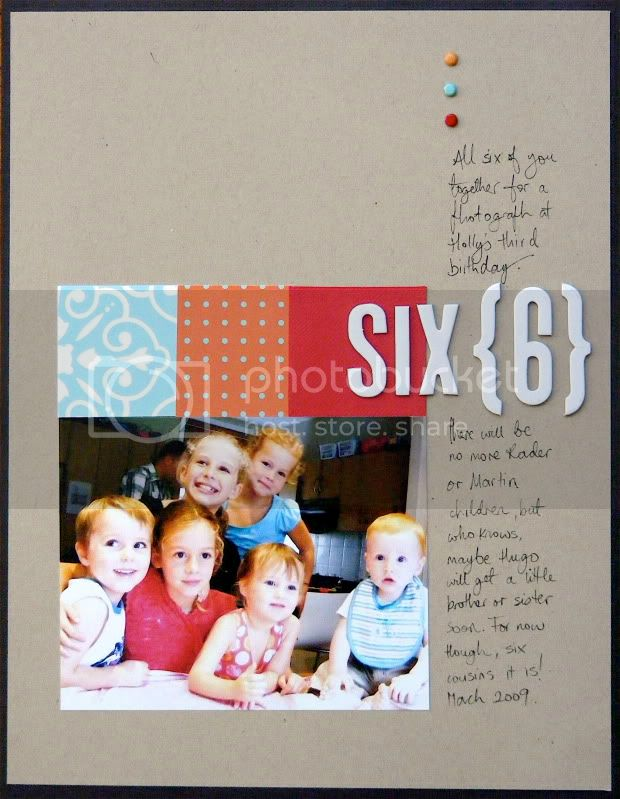 six cousins